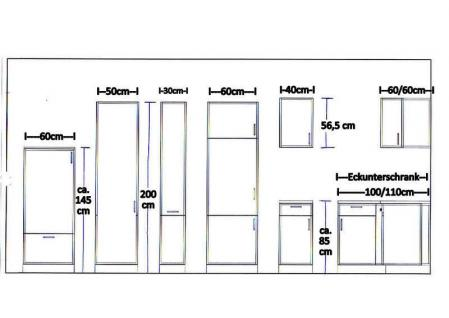 Unterschrank MANKAPORTABLE Buche mit APL BxT 40cm breit50