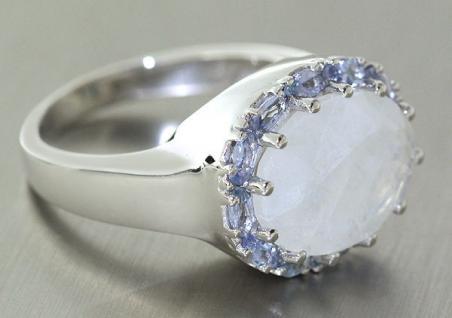 tansanit ring gnstig  sicher kaufen bei Yatego