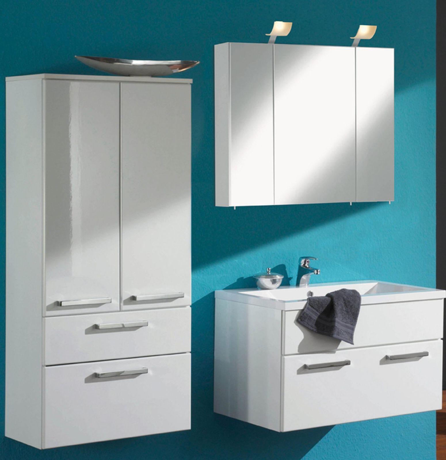 Waschplatz Komplett Set Waschplatz Badschrank Unterschrank