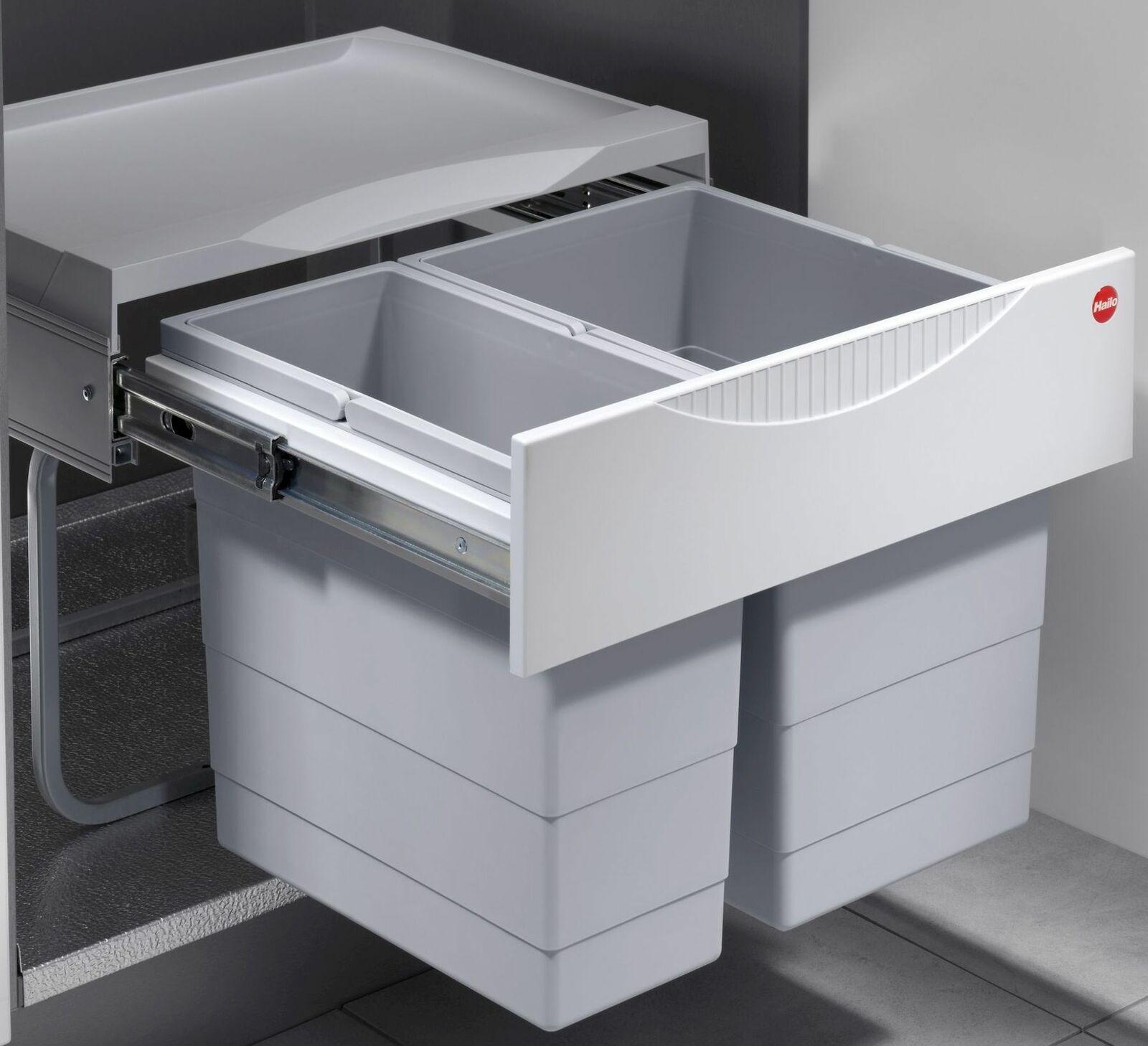 Top Mülleimer Einbau Küche | Schön Mülleimer Ideen Küche Bilder 27 LH51