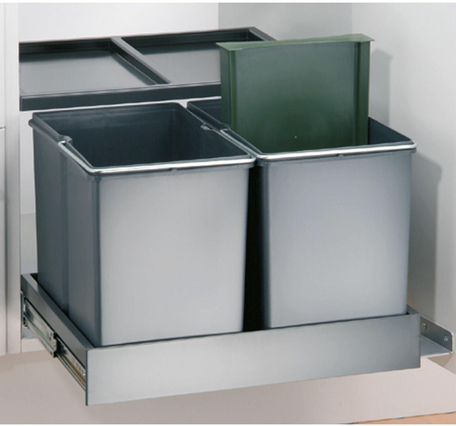 Abfalleimer Einbau Küchenschrank  17 Geburtstag Feiern Ideen  17