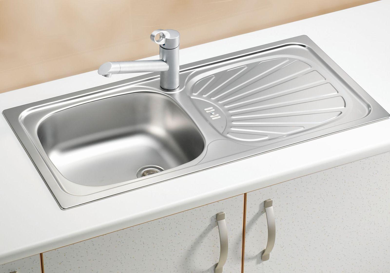 Bekannt Franke Spüle Gebraucht | Edelstahlbecken Küche Details Zu 1pcs WB23