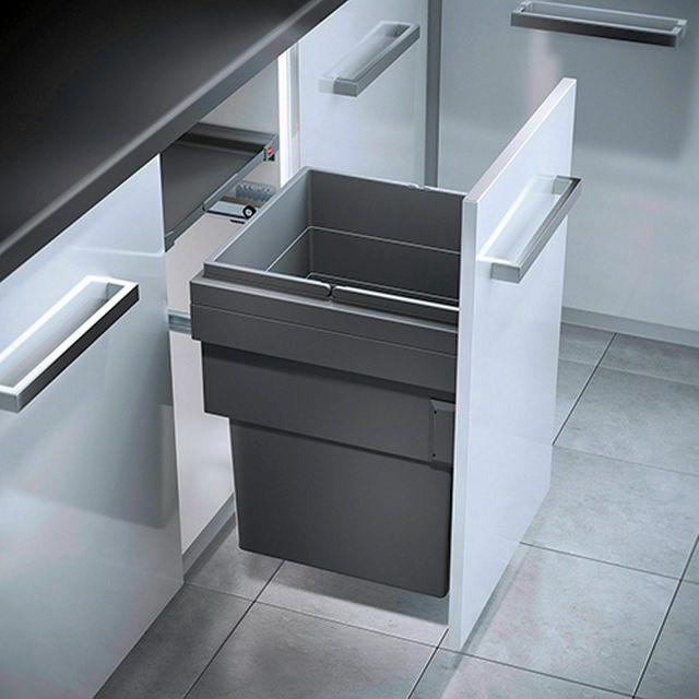 Abfalleimer Küche Einbau - Ideas New