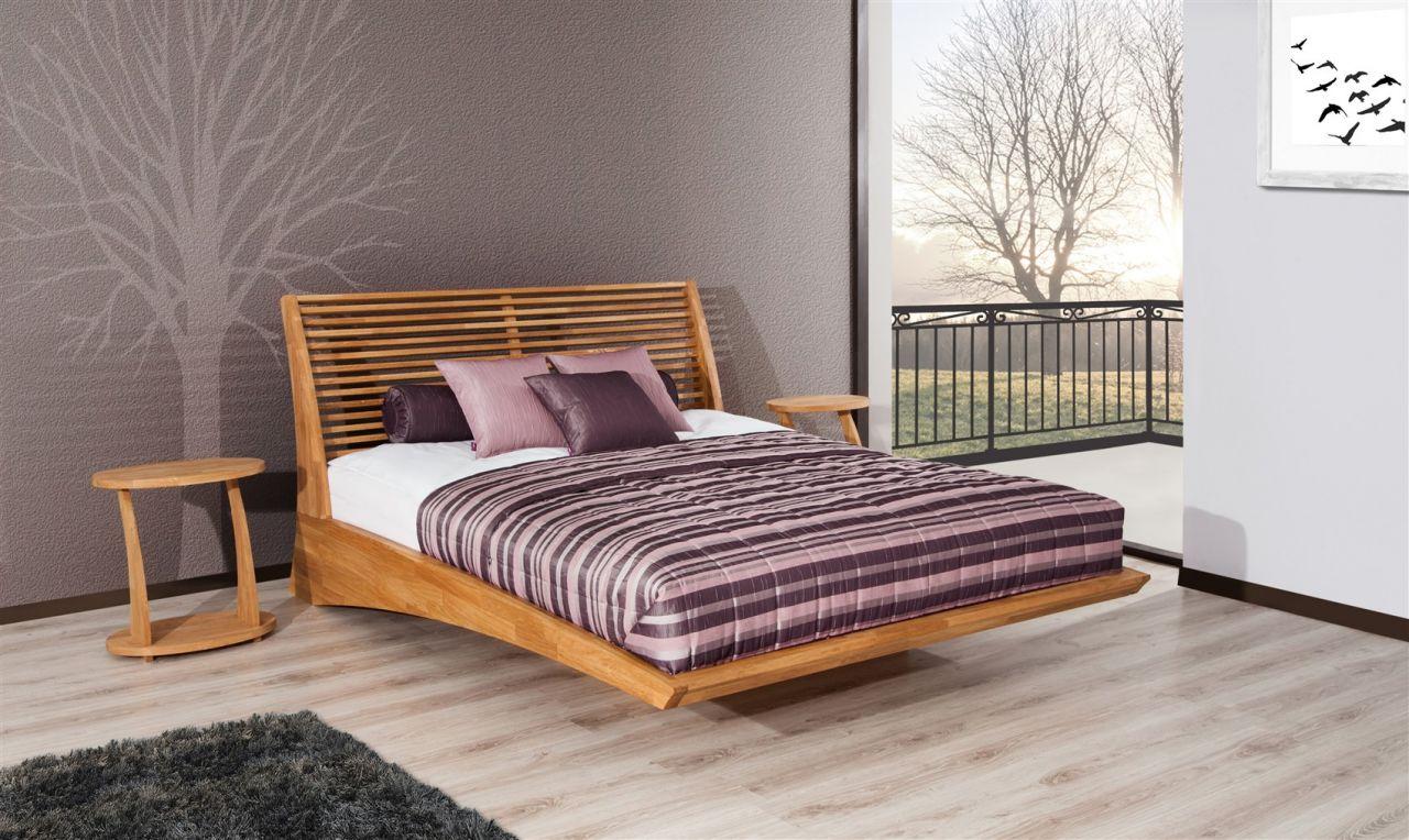 Überraschend Bett Massivholz 160x200 Galerie Von Bett Ideen