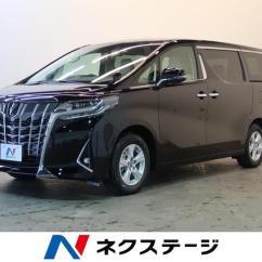 All New Alphard 2.5 X Spare Part Grand Veloz Toyota 2 5x Car Black 0 Km Details Japanese Used Cars Goo Net Exchange