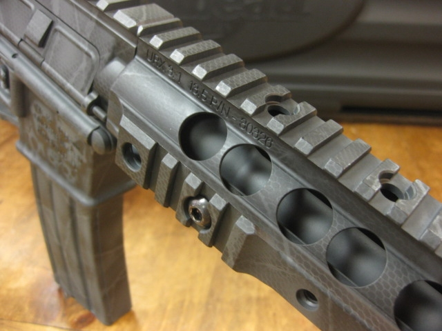 Knights Armament Rail Cover Picatinny