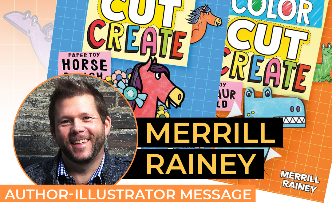 Merrill Rainey – Color, Cut, Create
