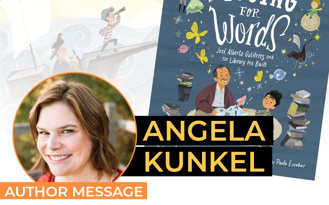 Angela Kunkel – Digging For Words