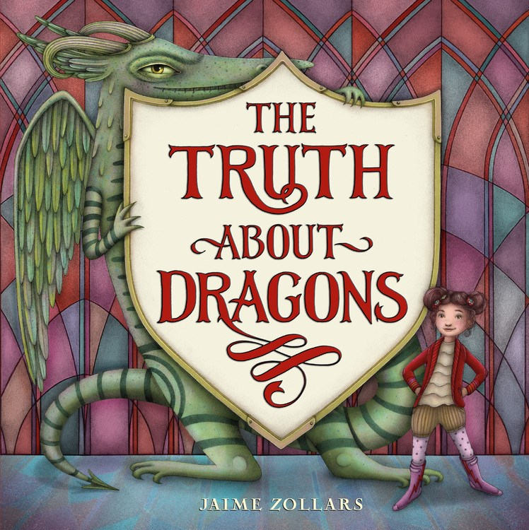 Truth About Dragons Book Cover