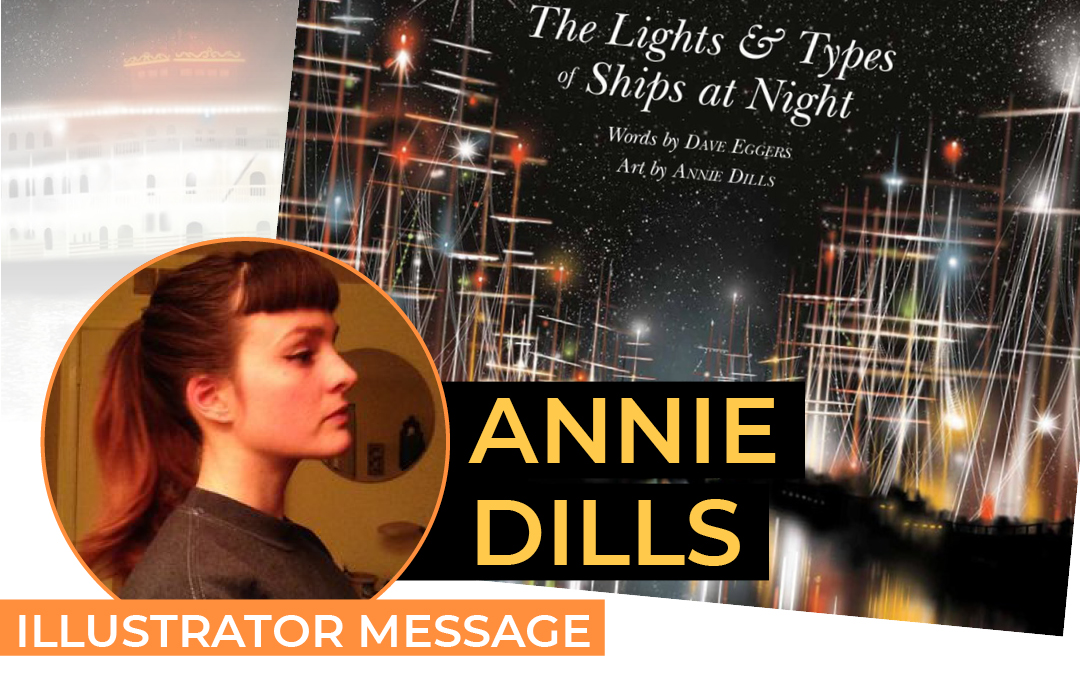 Annie Dills – The Lights and Types of Ships at Night