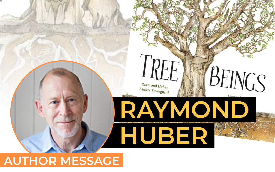 Picturebooking message with Raymond Huber