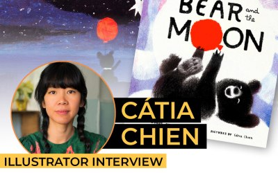 Cátia Chien – The Bear and the Moon