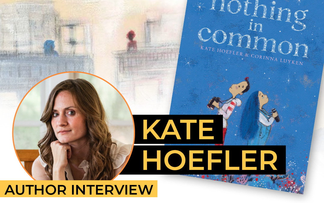 Kate Hoefler – nothing in common