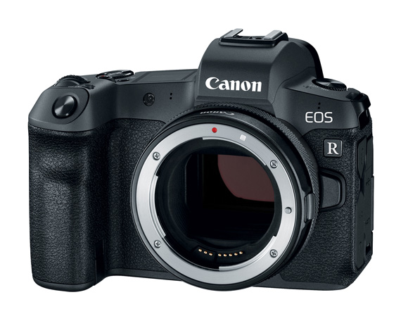 Canon EOS R Full Frame Camera System