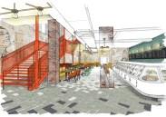Ground Floor Sketch - Architect's Sketch