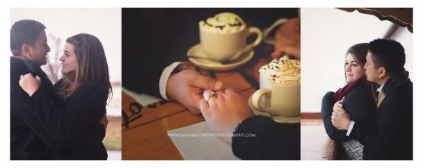 engagement couple photography