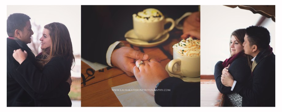 engagement couple photography