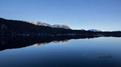 early morning @ Eibsee