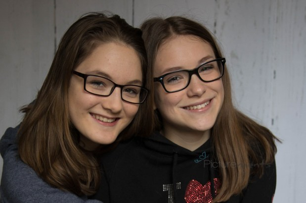 Tageslichtporträts - sisters by heart
