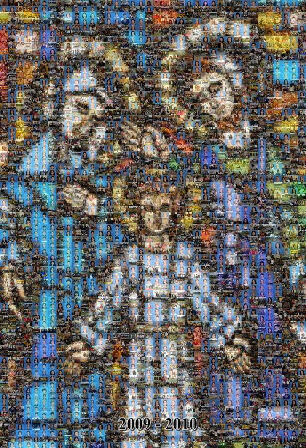 Mosaics - Stained Glass Mosaic