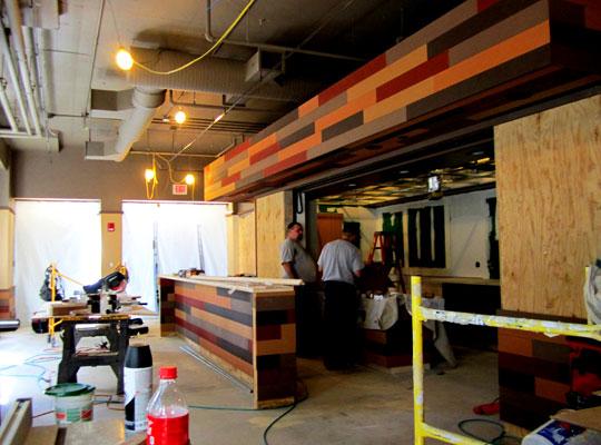 construction  Photo Blog