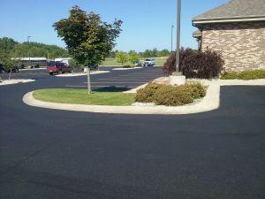 Asphalt Driveway Sealing & Repair Services