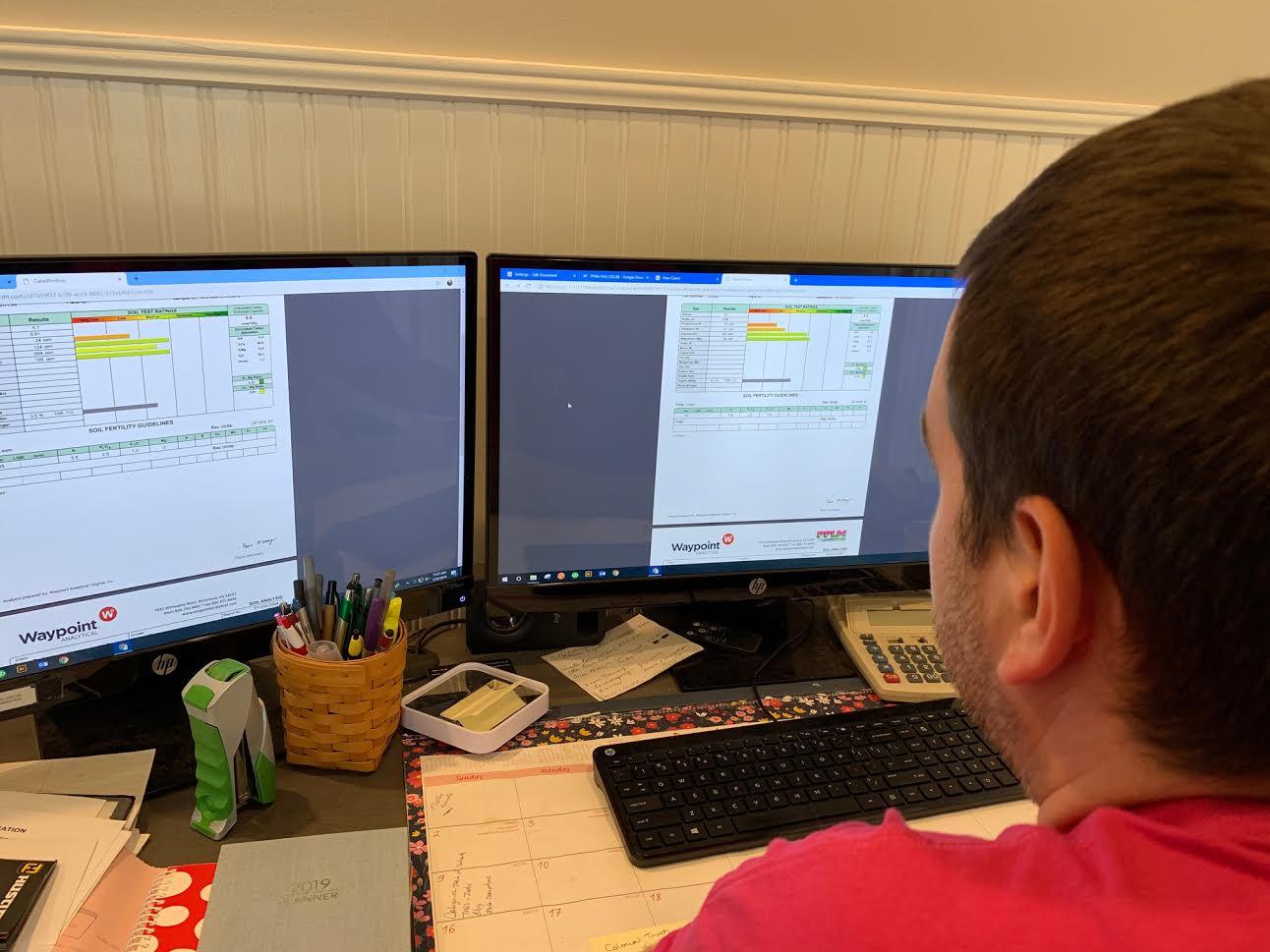 Professional Soil Testing Long Term   PPLM   Soil Analysis Part 4