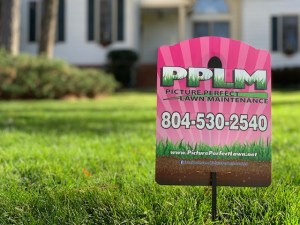 Marching Into Spring | Start Looking For All Of Our Pink Signs and Trucks