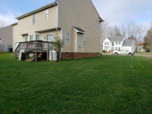Clarke's Forge Lawn Care | Fertilized By PPLM | (804)530-2540 | Green Lawns In VA