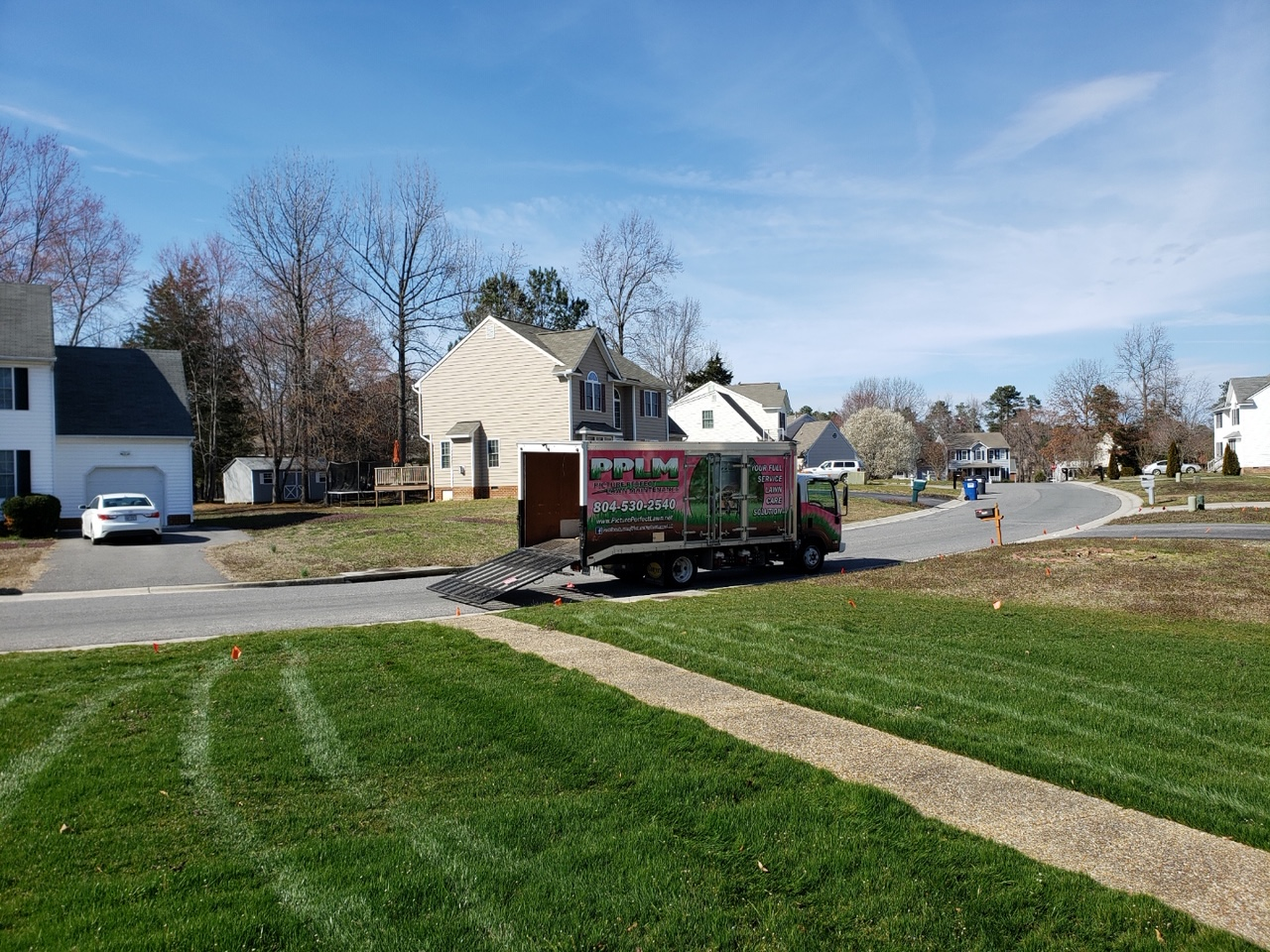 Getting a Lawn Care Estimate   The PPLM Sales Process