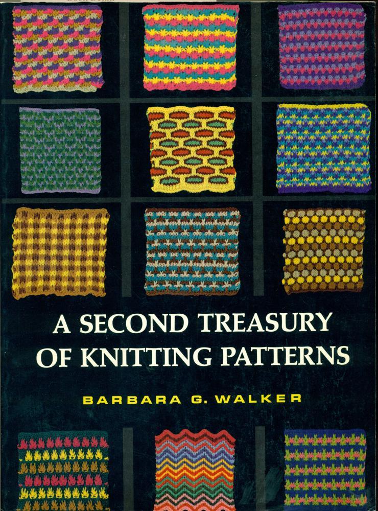 Dishcloth Pattern Alphabet