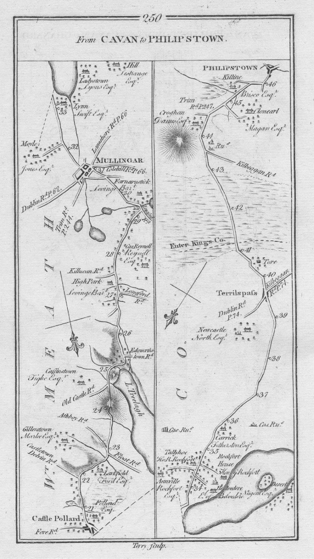 1778 Ireland Cavan Ballananagh Granard Mullingar