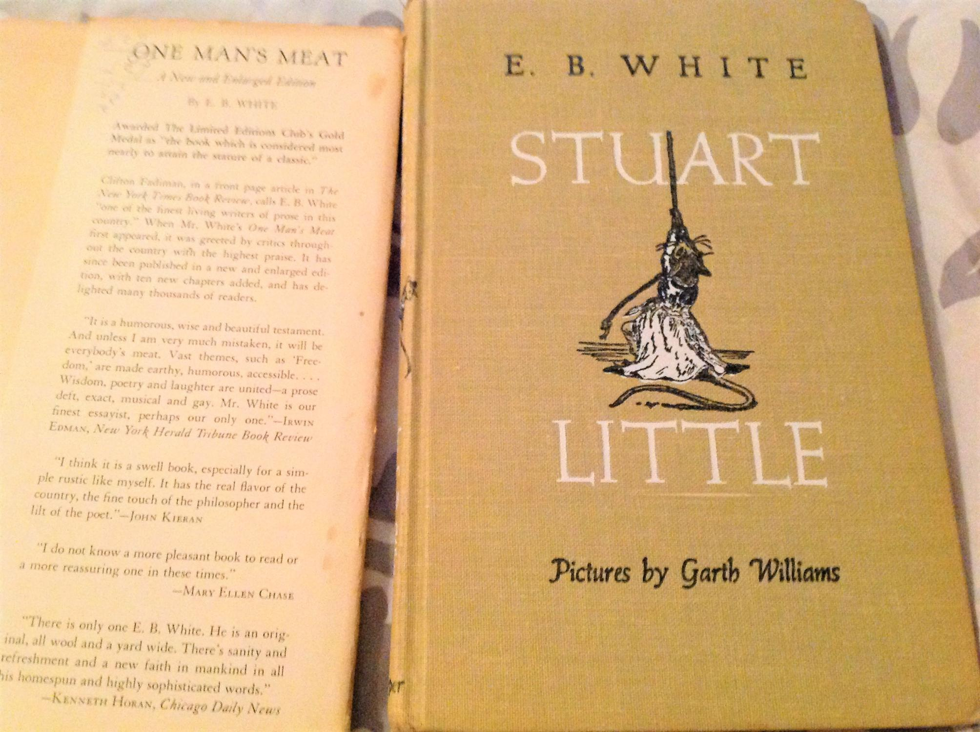 Stuart Little By White E B Harper Amp Row Nw York