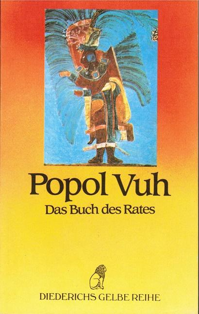 Popol Vuh Das Von Wolfgang Cordan Zvab