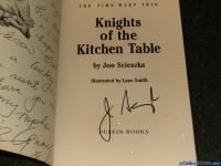 Knights Of The Kitchen Table Book | Brokeasshome.com
