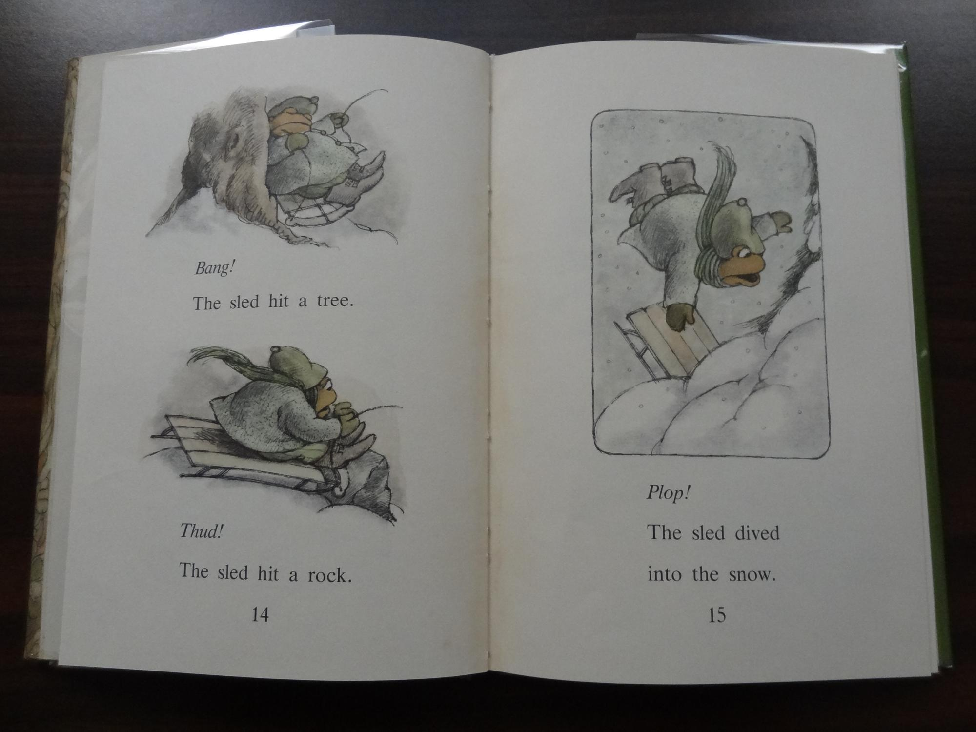 Frog And Toad All Year 1st By Lobel Arnold Harper Amp Row