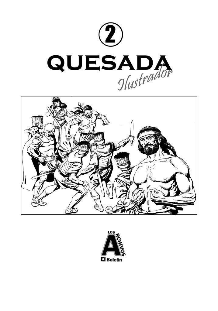 Los Archivos de El Boletin volumen 073: Miguel Quesada