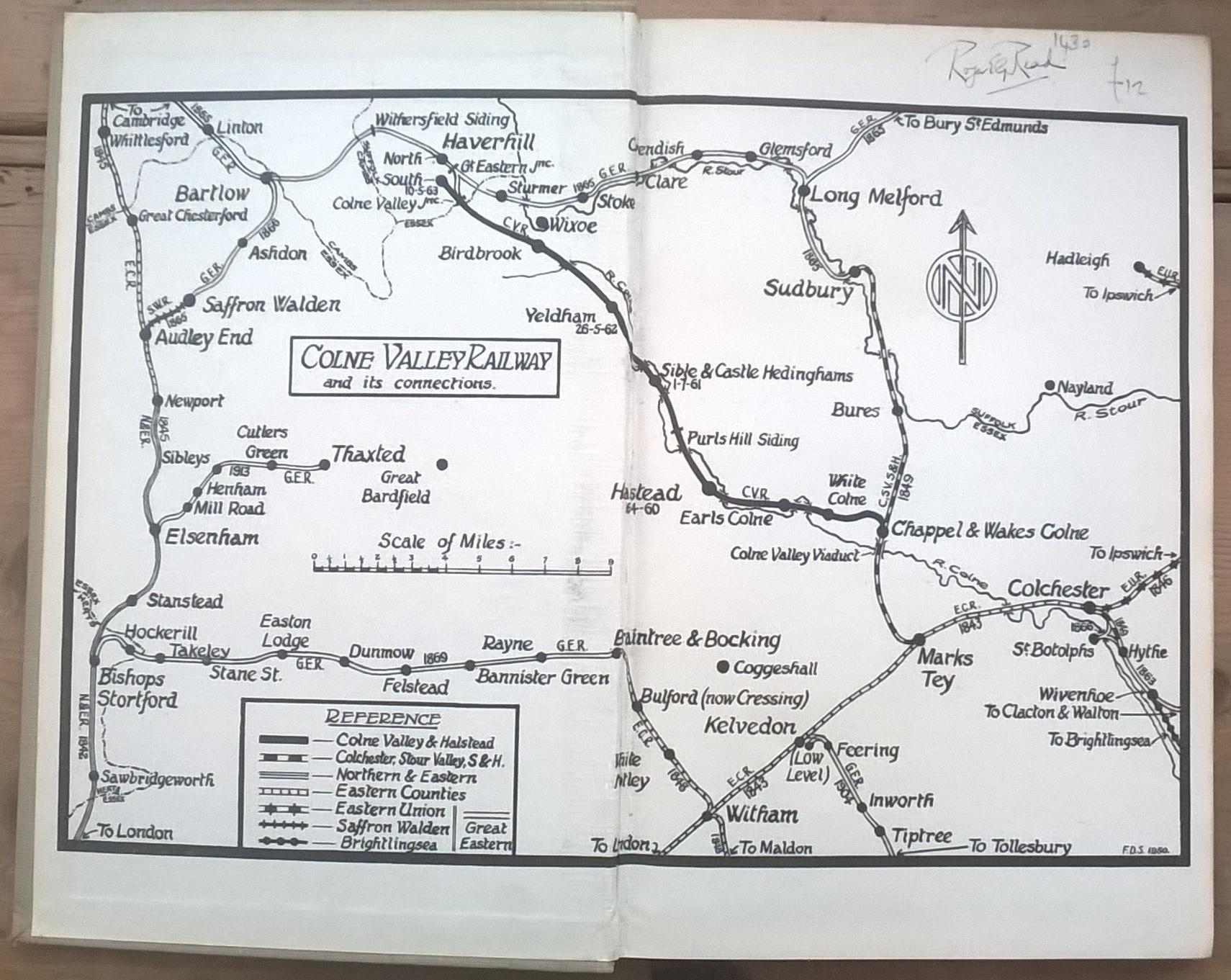 hight resolution of the story of the colne valley whitehead r a simpson