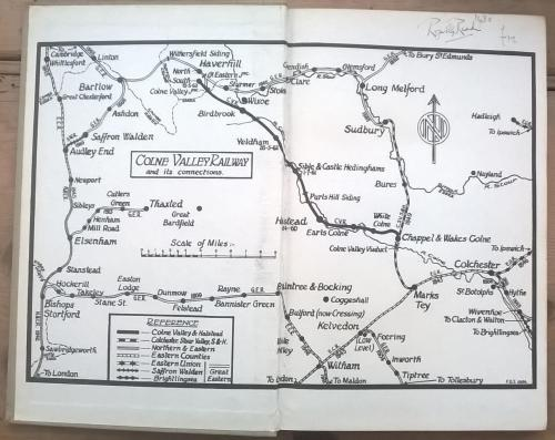 small resolution of the story of the colne valley whitehead r a simpson
