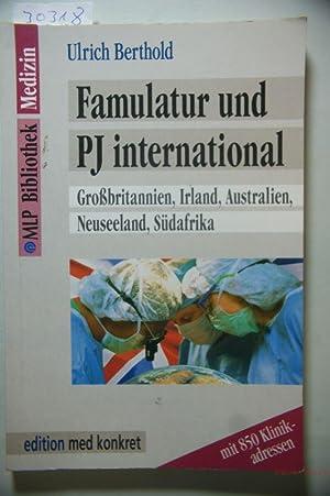 Famulatur und PJ international Großbritannien, Irland