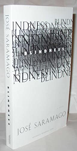 Saramago Blindness First Edition AbeBooks