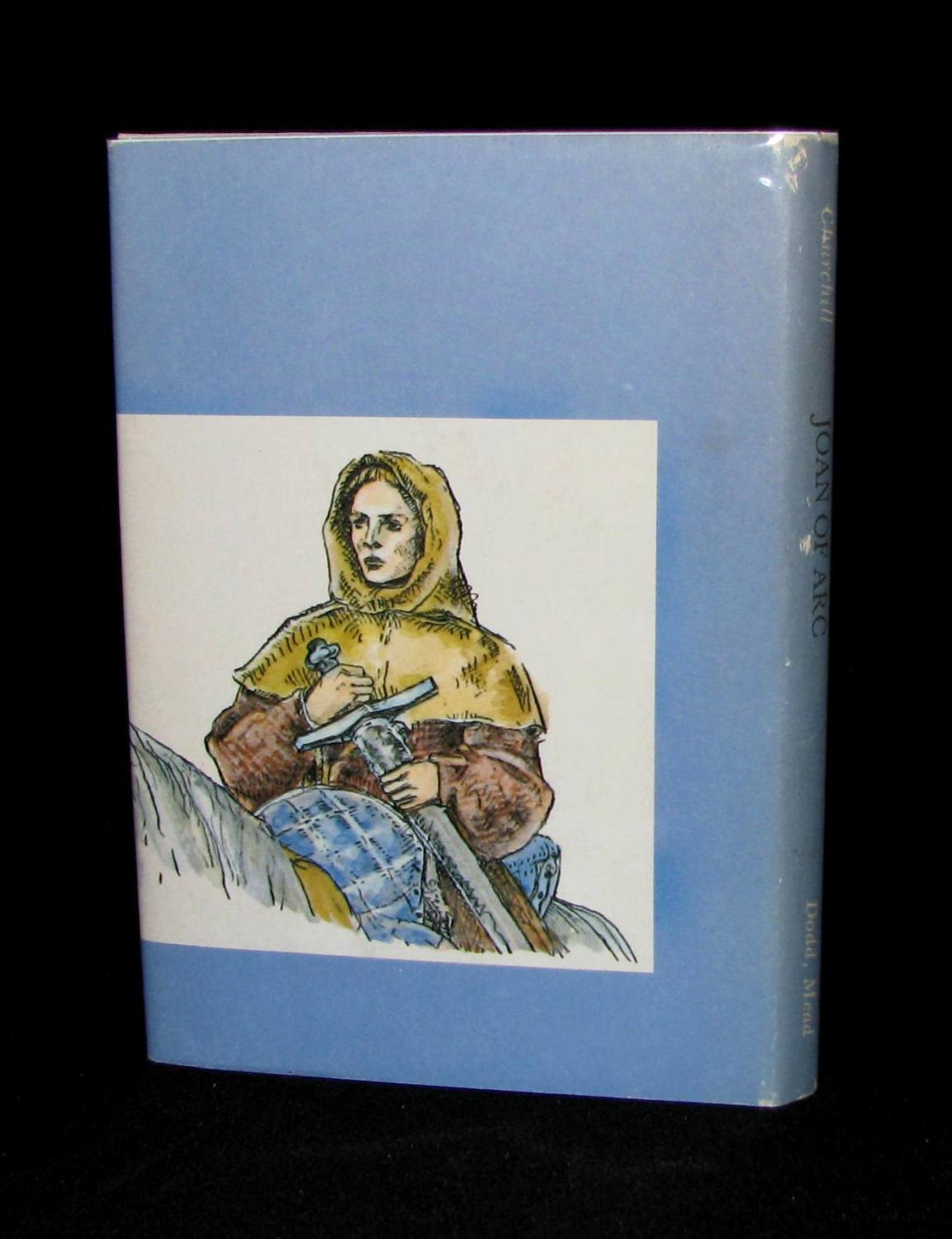 Joan Of Arc By Winston S Churchill Fine Hardcover