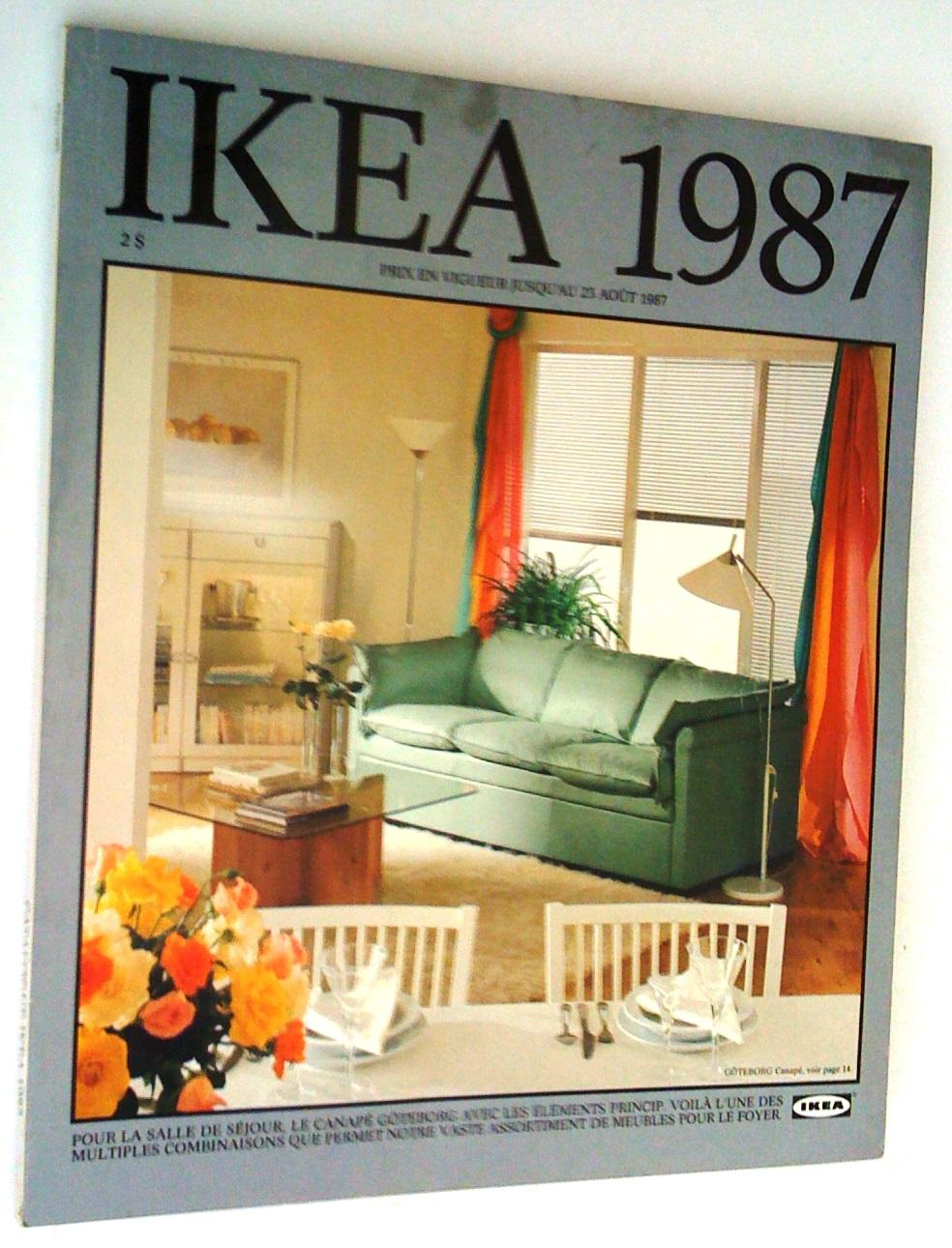 Catalogue Ikea 1987