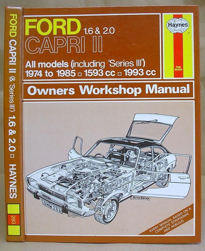 Workshop Manual Ford Owners Club