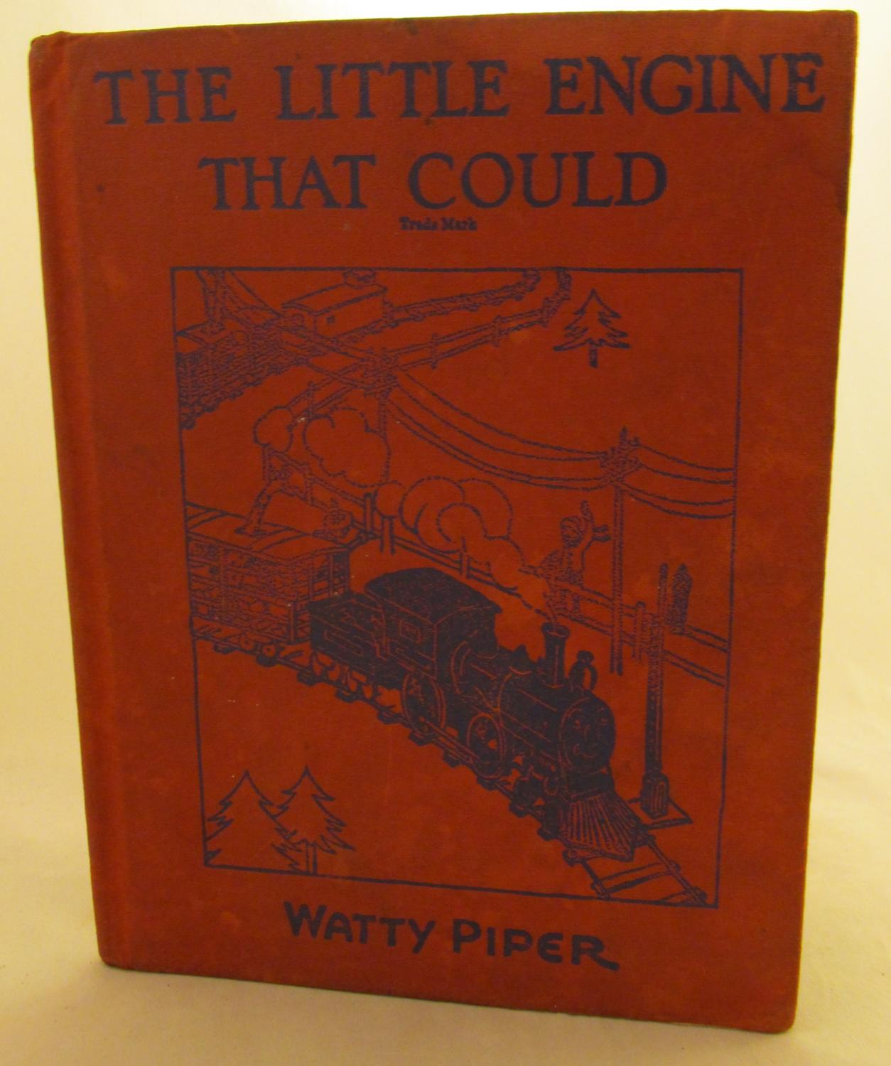 The Little Engine That Could By Watty Piper Platt Amp Munk