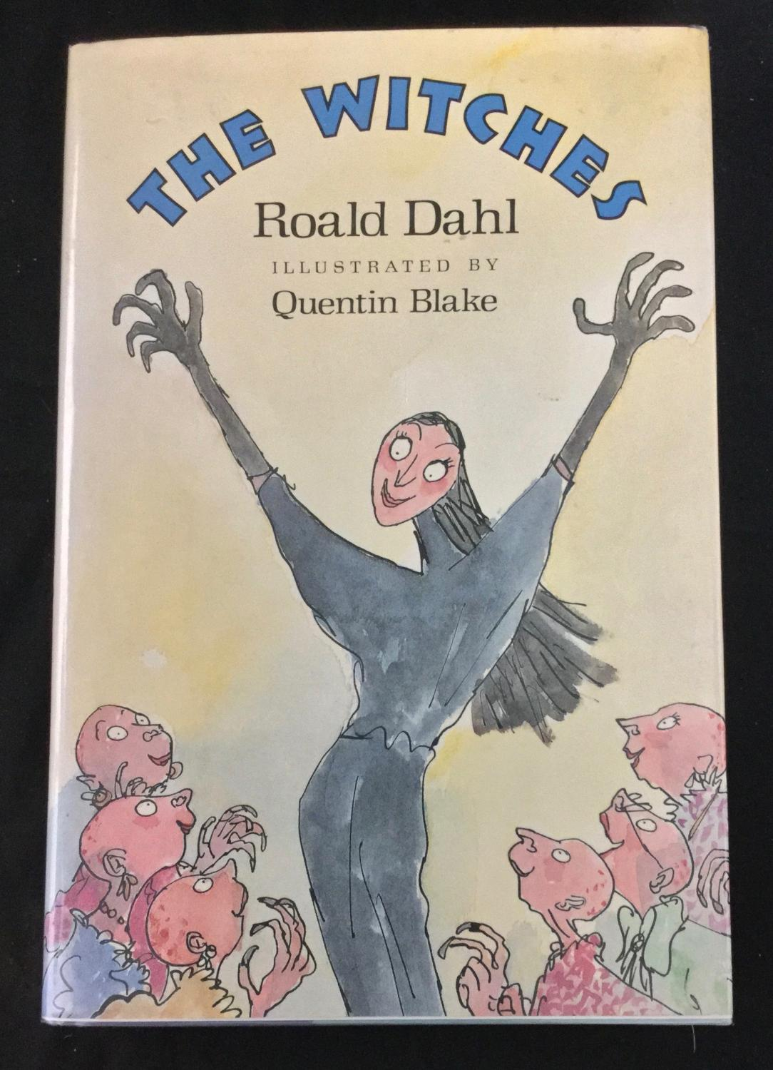 The Witches By Roald Dahl Farrar Straus And Giroux