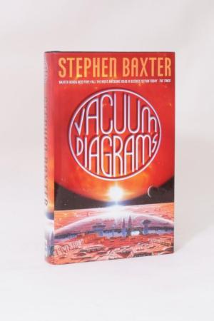 Vaccum Diagrams by Stephen Baxter: Harper Collins, London
