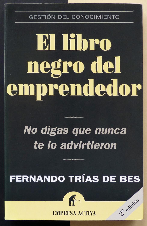 libro para emprendedores