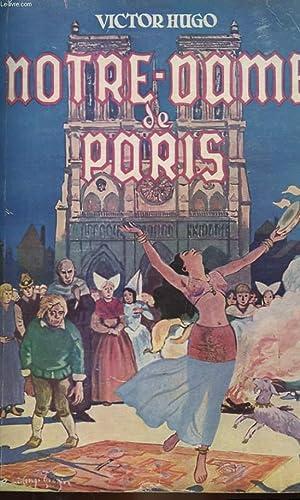Notre Dame De Paris Livre : notre, paris, livre, NOTRE-DAME, PARIS, VICTOR, HUGO:, Couverture, Souple, Le-Livre