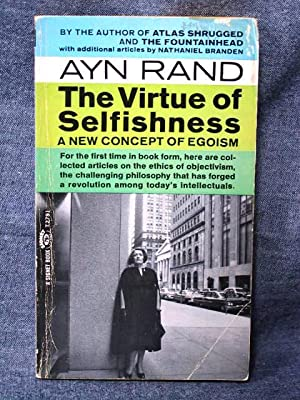 Image result for the virtue of selfishness